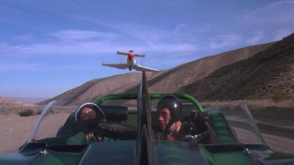 death race 2000 airplane frankenstein