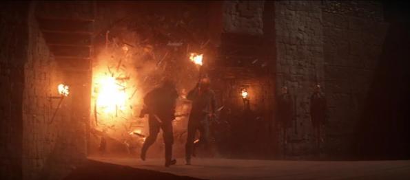 monster squad blow up castle