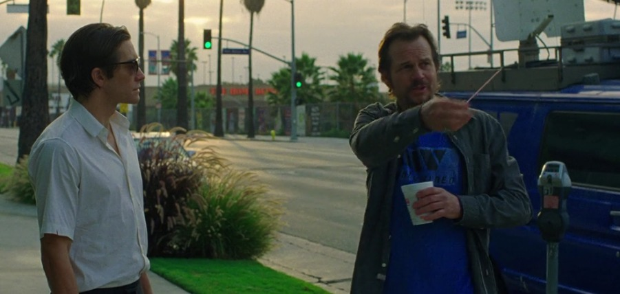 nightcrawler bill paxton jake gyllenhall